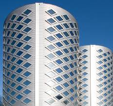 aluminium buildings