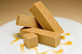 caramel fudge