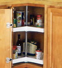 lazy susan cabinets