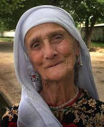 old woman picture