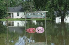 Img: Mississippi flooding in