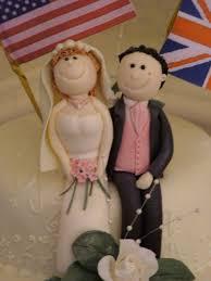 bride groom cake tops