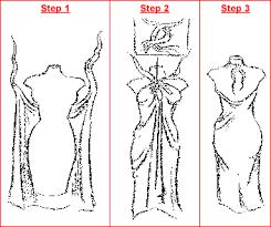 sarong tie