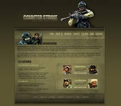 counter strike templates