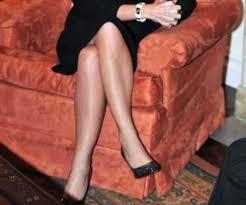 sarah palin leg pictures