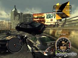 nfs most wanted xbox