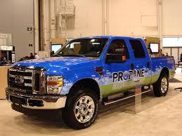 propane powered vehicles