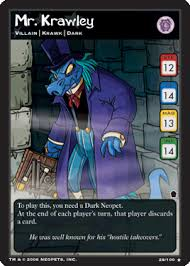 neopets trading card