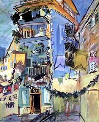raoul dufy artwork