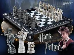 harry potter chess collection