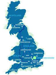 britain maps