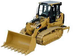 caterpillar track loaders