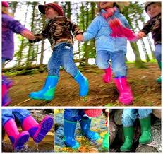 childrens wellies