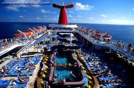 carnival ecstasy cruise