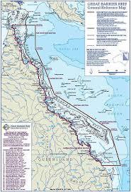 barrier reef maps