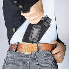 inside the pants holsters
