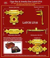 box latch