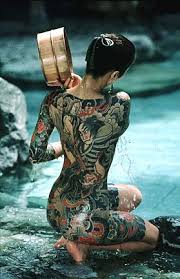 Yakuza Tattoos in Japan