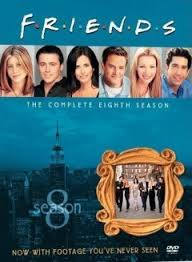 friends series 8 dvd