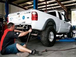 body lift ford ranger