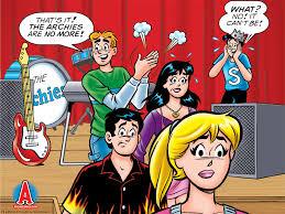 archie comic book