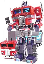 encore optimus prime