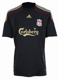 liverpool away kits