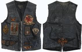 heavy metal vests