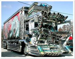 camiones modificados