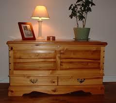 pine hope chest