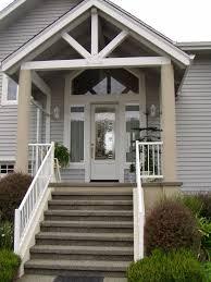 house steps