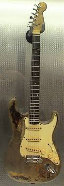 rory gallagher stratocaster