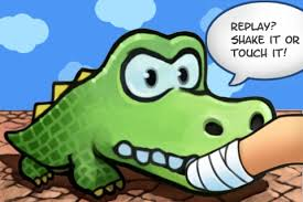 alligator dentist game