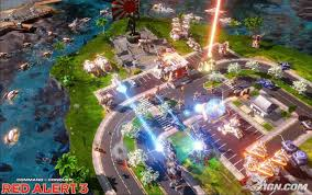 command and conquer redalert 3