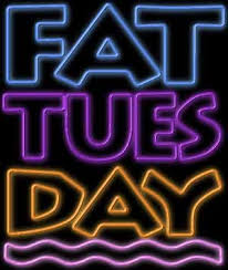 Celebrate Fat Tuesday in