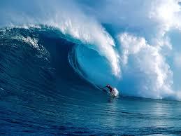 big wave surf