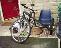 bike with sidecar