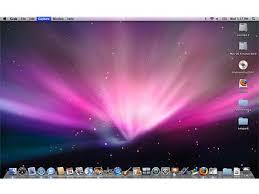 mac program bar