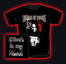 cradle of filth shirt