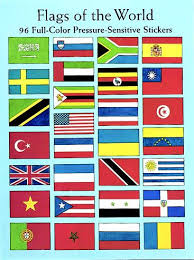 flags from the world