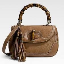 gucci bamboo handbags