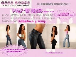 bump up jeans
