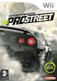 need for speed prostreet nintendo wii