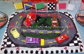 cars movie race track