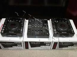 mixer cdj