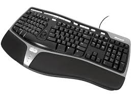 natural ergonomic keyboard