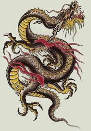 chinese dragon posters