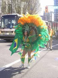 brazilian costume