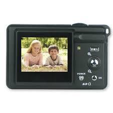 digital camera lcd