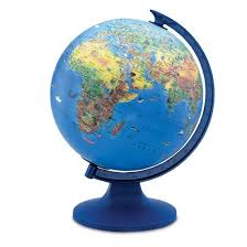 childrens world globe